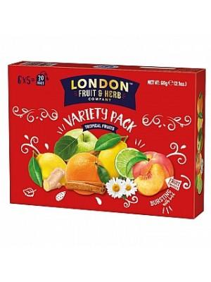 London Tropical Fruit display 6x5 sáčků (1215)