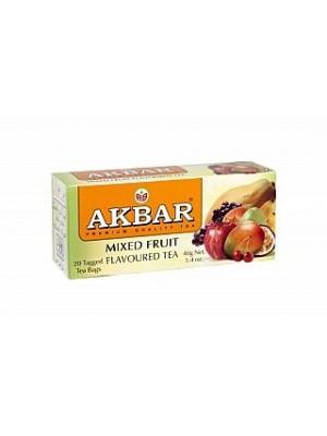 AKBAR Mixed Fruit neprebal 20x2g (1632)