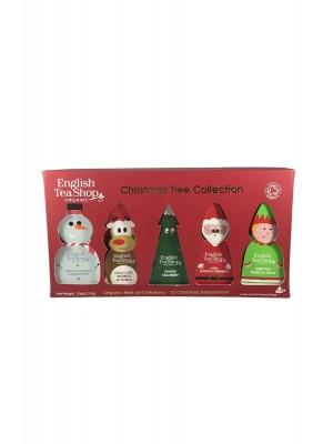 ETS Christmas tea collection vianočné figúrky na stromček 10ks