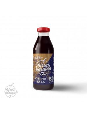 Sirup Čierna Baza 300 ml - EkoMedica